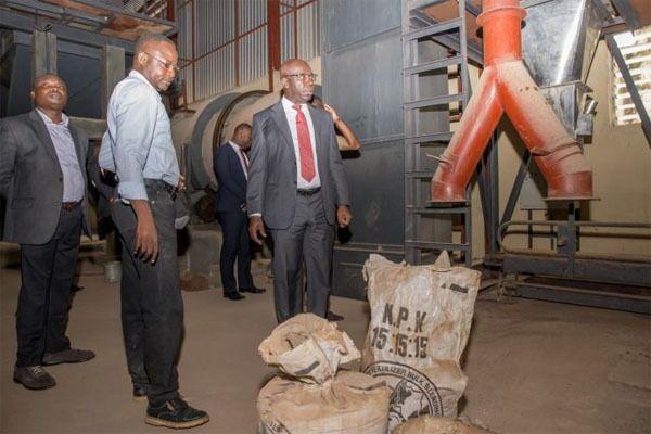 Godwin Obaseki Projects jojonaija